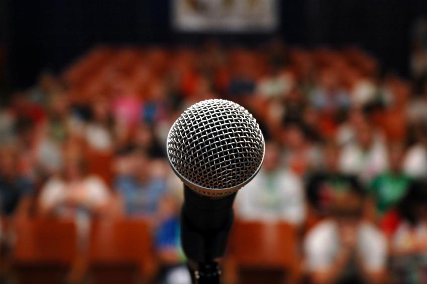 How to write a speech story
